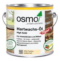 Osmo Hartwachsöl Nr. 3032 | Seidenmatt 2,5l für optimalen Oberflächenschutz