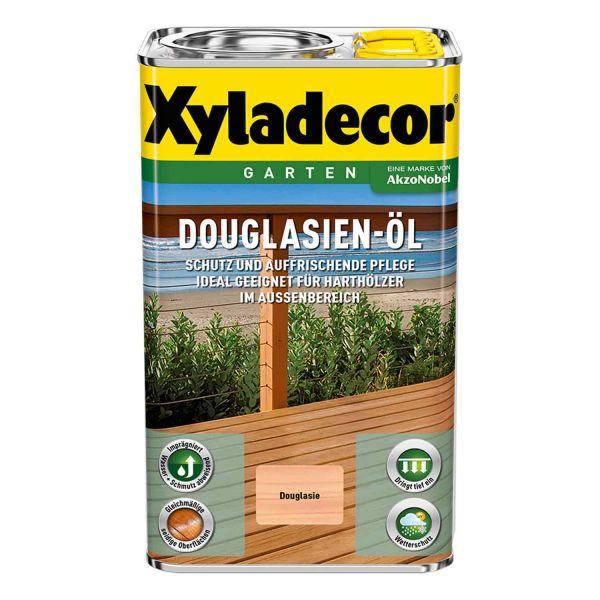 Xyladecor Douglasien Öl für Außen Terrassenöl 2,5L
