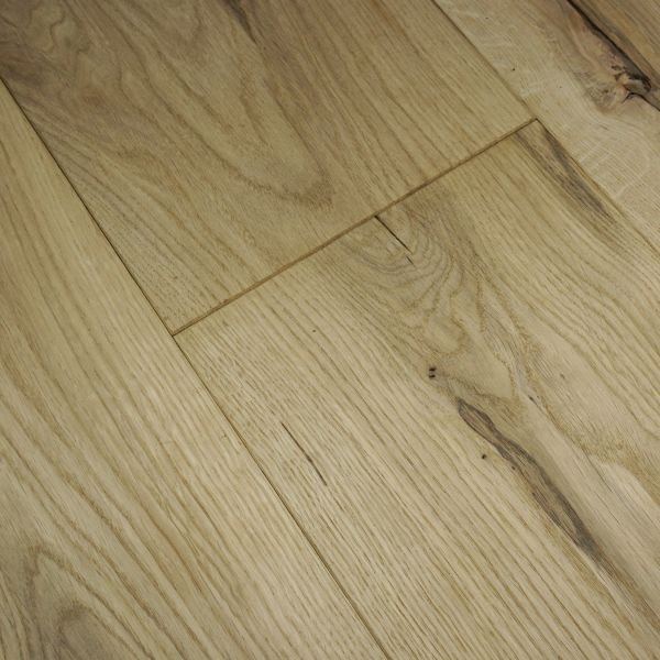 Massivholzdielen Eiche rustikal unbehandelt 20x174x1980 mm