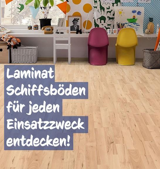 Laminat Schiffsboden bei baumarkt-deutschland kaufen