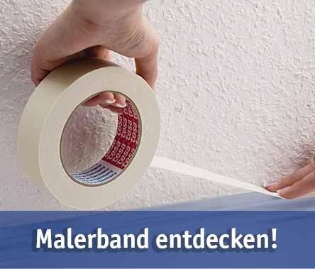 Malerband günstig kaufen bei baumarkt-deutschland!