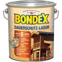 Bondex Dauerschutz-Lasur Nussbaum 4,00l