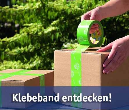 Klebeband günstig kaufen bei baumarkt-deutschland!