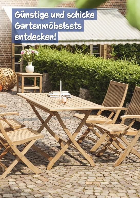 Gartenmöbelsets kaufen bei baumarkt-deutschland