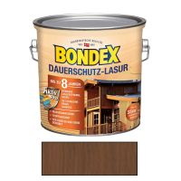 Bondex Dauerschutz-Lasur Nussbaum 2,50l