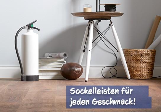 Sockelleisten bei baumarkt-deutschland kaufen