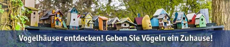 Vogelhäuser günstig kaufen bei baumarkt-deutschland!