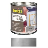 Bondex Vintage Farbe Silber 0,375l