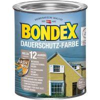 Bondex Dauerschutz-Farbe Schwedenrot 0,75l