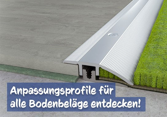 Anpassungsprofile bei baumarkt-deutschland kaufen