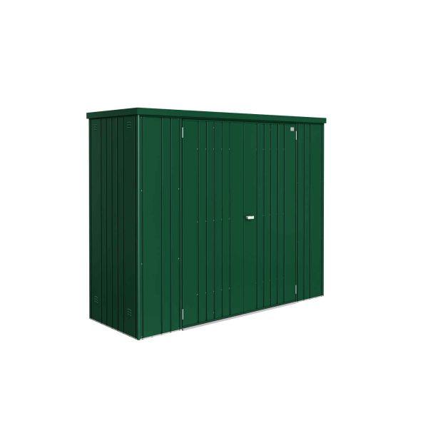 Biohort Geräteschrank Gr. 230 dunkelgrün, 2270x830x1825 mm