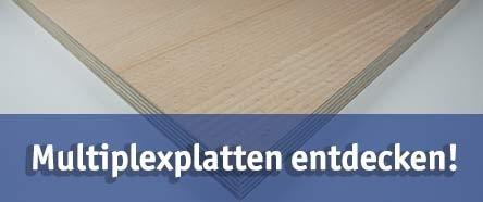 Multiplexplatte günstig kaufen bei baumarkt-deutschland!