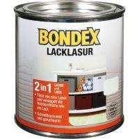 Bondex Lacklasur Palisander 0,375l