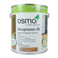 Osmo Douglasien-Öl 004, 3l, Holzanstrich für alles Holz im Außenbereich