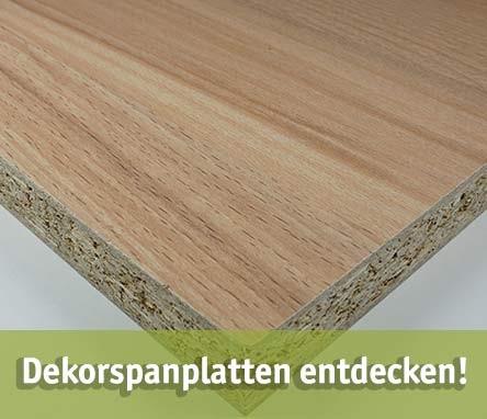 Dekorspanplatte günstig kaufen bei baumarkt-deutschland!