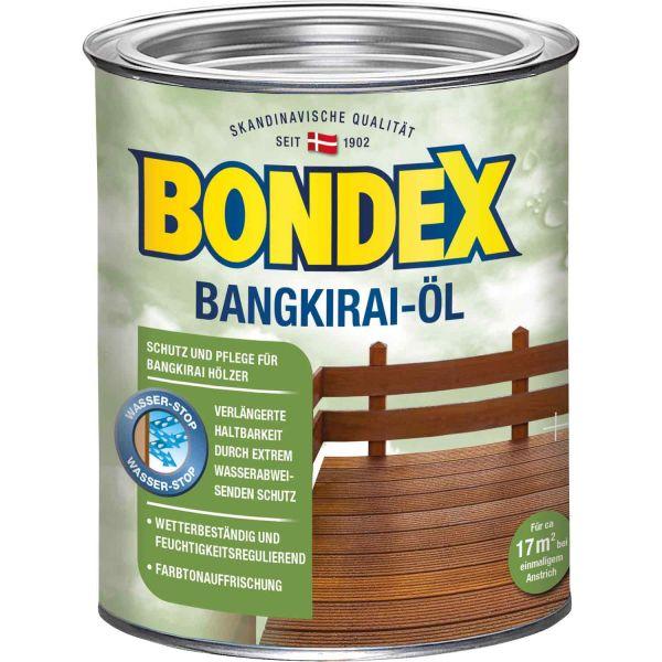 Bondex Bangkirai Öl Bangkirai 0,75l