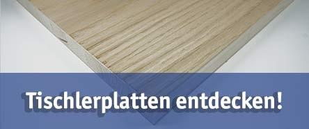 Tischlerplatte günstig kaufen bei baumarkt-deutschland!
