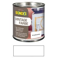 Bondex Vintage Farbe Kreideweiß 0,375l