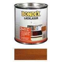 Bondex Lacklasur Kastanienbraun 0,375l