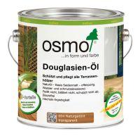 Osmo Douglasien-Öl 004, 2,5l, Holzanstrich für alles Holz im Außenbereich