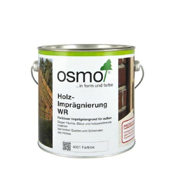 Osmo Holz-Imprägnierung Holzschutzmittel 4001 WR farblos 2,5l