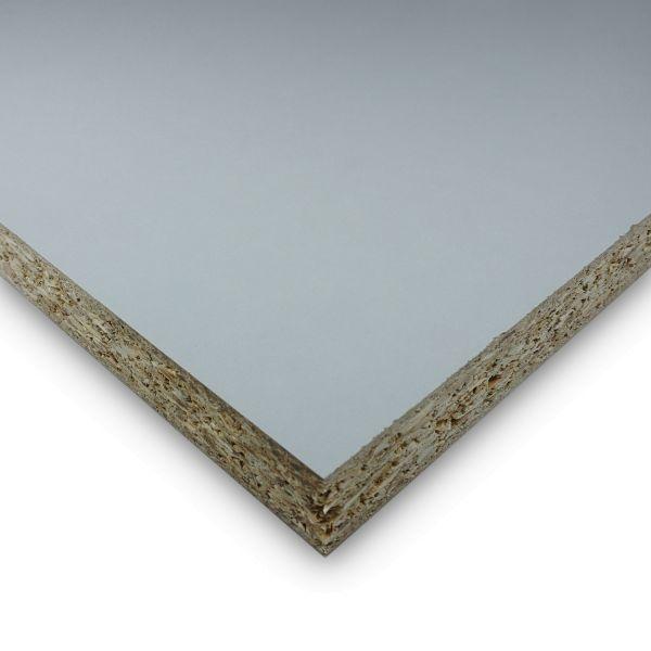 Dekorspanplatte Zuschnitt L4030 rauchgrau/micropore 19 mm Holzplatte Spanplatten
