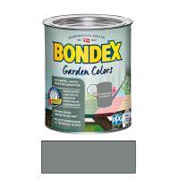 Bondex Garden Colors 0,75 l Attraktives Anthrazit für den Außenbereich