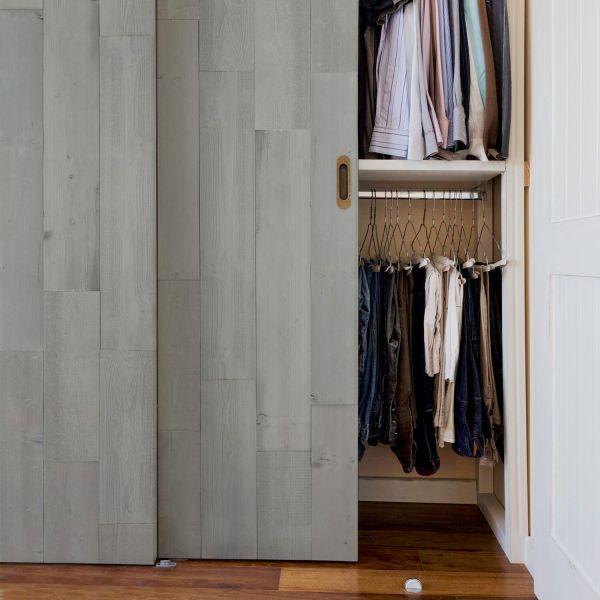 OSMO Zack Wandpaneele aus Holz, Komplettbausatz ink. Klebestreifen und Leim