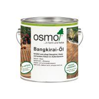 Osmo Bangkirai-Öl 006, 2,5l, Holzanstrich für alles Holz im Außenbereich
