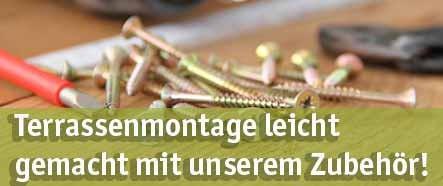 Terrassenzubehör günstig kaufen bei baumarkt-deutschland!