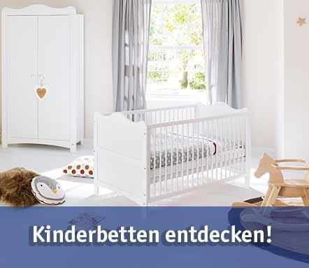 Kinderbett günstig kaufen bei baumarkt-deutschland!