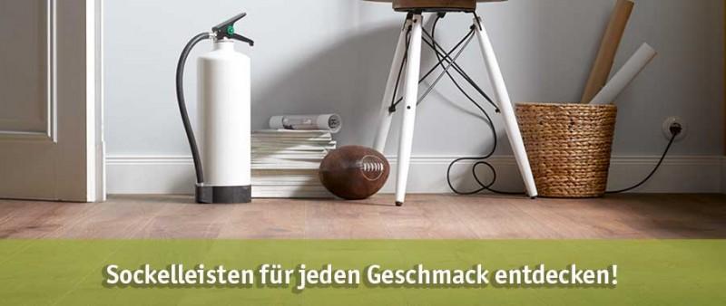 Sockelleisten günstig kaufen bei baumarkt-deutschland!