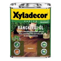 Xyladecor Bangkirai Öl für Außen Terrassenöl 0,75L