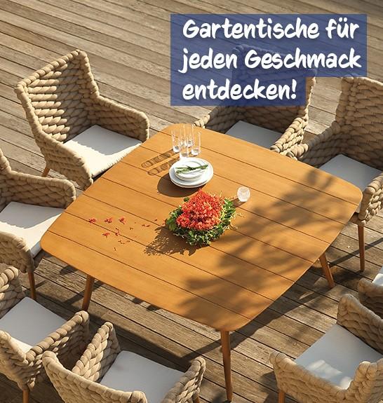 Gartentische bei baumarkt-deutschland kaufen