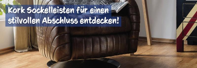 Sockelleisten Kork bei baumarkt-deutschland kaufen