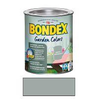 Bondex Garden Colors 0,75 l Sanftes Weidengrau für den Außenbereich