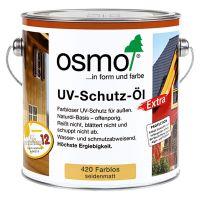 Osmo UV-Schutz-Öl Extra 420, farblos, seidenmatt, 2,5l