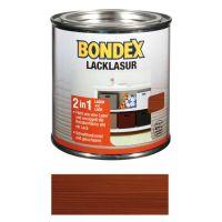 Bondex Lacklasur Mahagoni Braun 0,375l