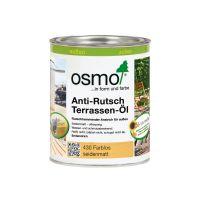 Osmo Anti-Rutsch-Terrassen-Öl 750ml, Holzanstrich für alles Holz im Außenbereich