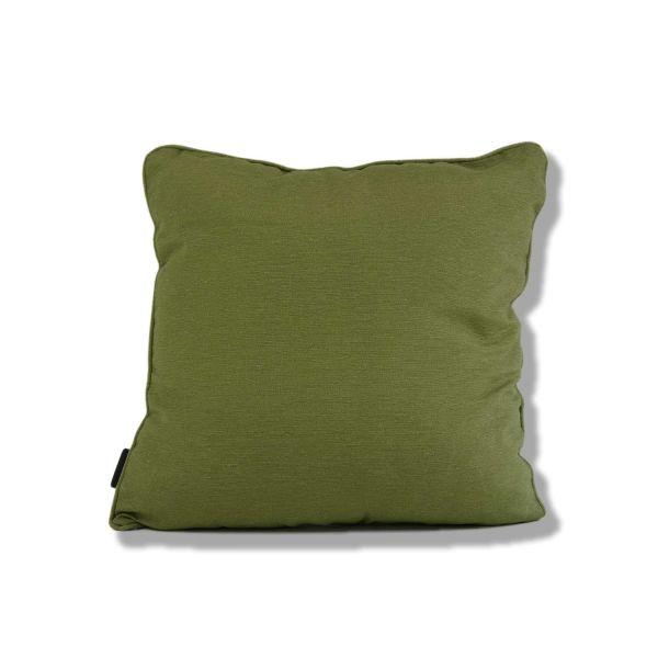 Madison Zierkissen Grün 45x45 cm panama sage piping