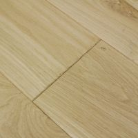 Massivholzdiele Eiche Rustikal naturbelassen 20x200 mm | 600 - 2200 mm