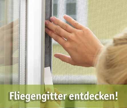 Fliegengitter günstig kaufen bei baumarkt-deutschland!