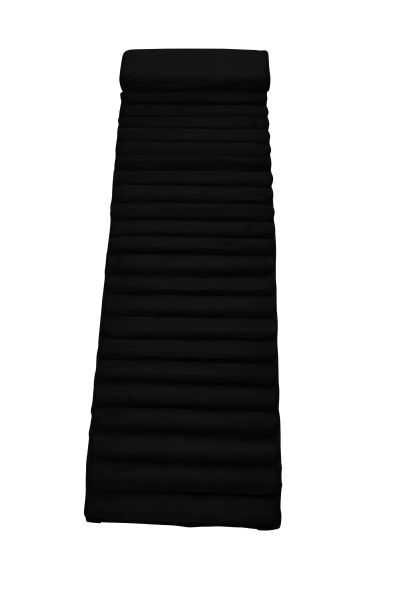 Leco Schaukelstuhlkissen schwarz passend zum Schaukelstuhl