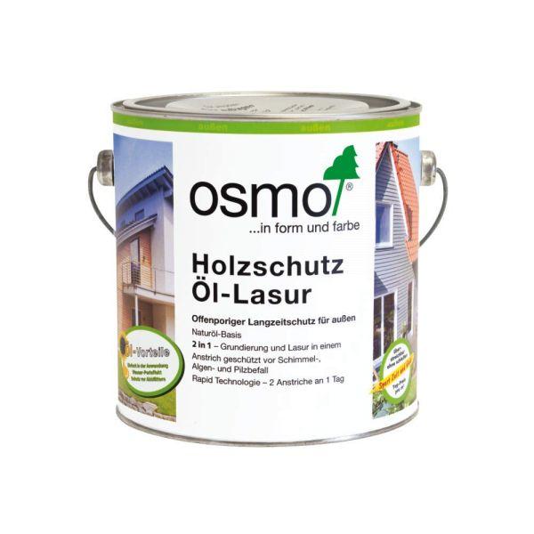 Osmo Holzschutz-Öl Lasur 2,5 Liter Farblos matt 701