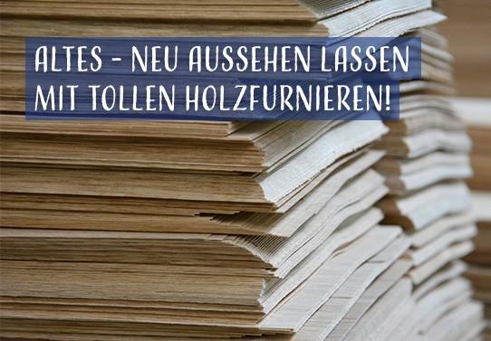 Holzfurniere bei baumarkt-deutschland kaufen