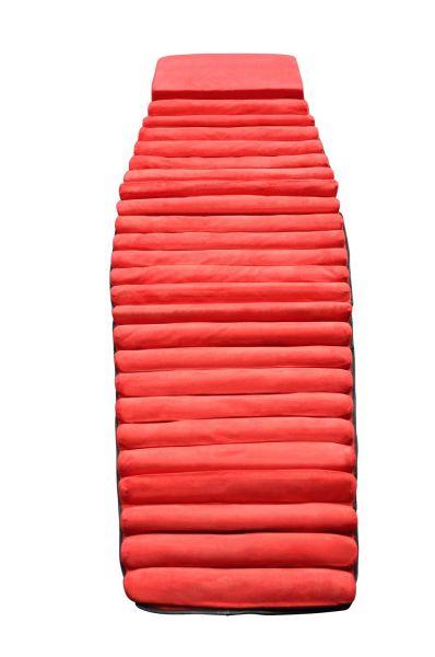 Leco Kissen für Wippliege rot, passendes und bequemes Zubehör zur Sonnenliege
