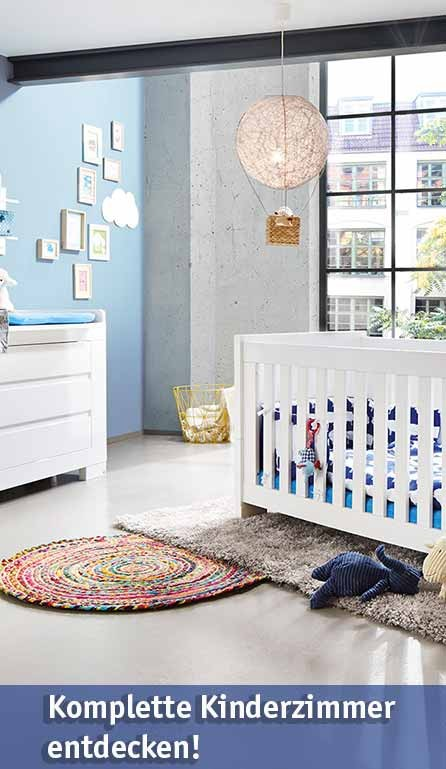 Kinderzimmer günstig kaufen bei baumarkt-deutschland!