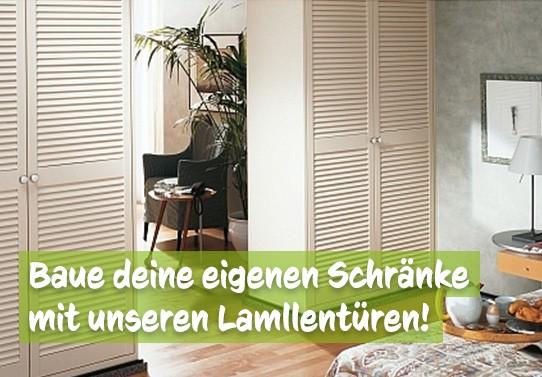 Lamellentüren bei baumarkt-deutschland kaufen