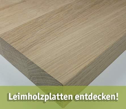Leimholzplatten günstig kaufen bei baumarkt-deutschland!