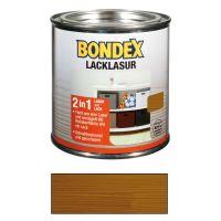 Bondex Lacklasur Eiche Mittel 0,75l